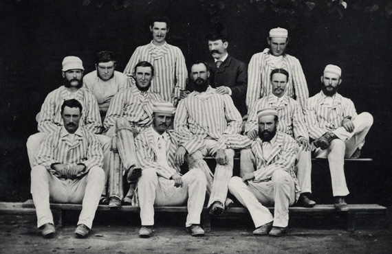1878 Australian Cricket Team