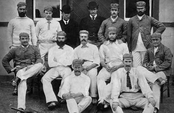 1884 Australian Cricket Team
