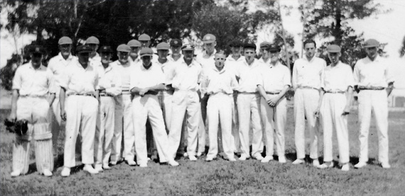 Blackheath Cricket Team