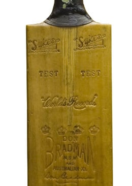Bradman Blackheath Bat