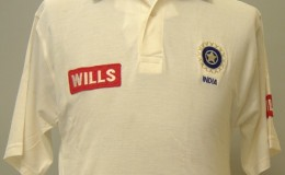 Ganguly '16 Straight' Test Shirt