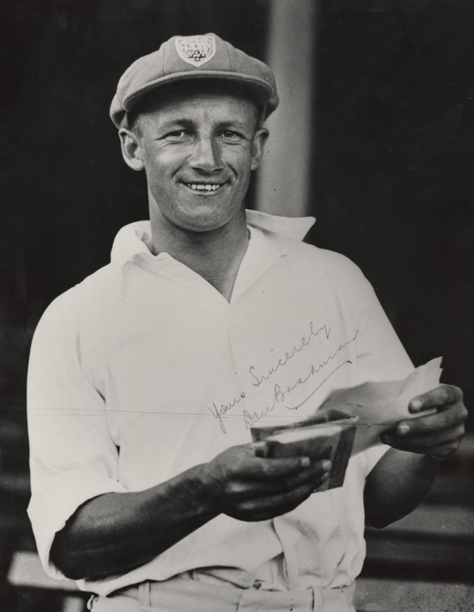 sir don bradman The effect of sir donald bradman's fame has filtered down through the family tree now, for the first time, members of the notoriously private family have spoken about how the spotlight has .