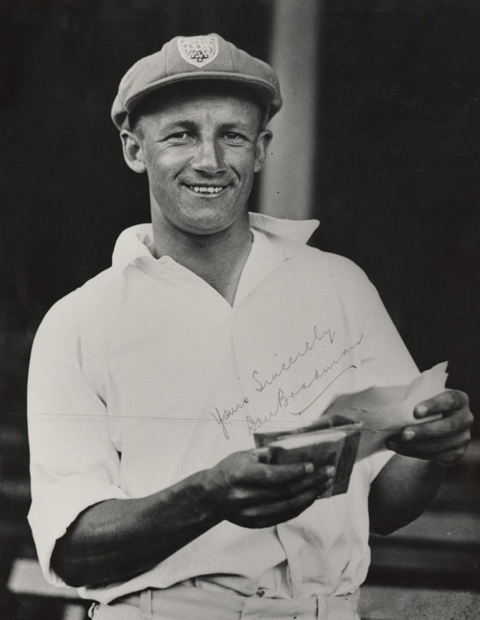 sir don bradman View all comments about sir donald bradman in our top ten list of top 10 batsmen of all time (cricket) or add a new comment about sir donald bradman.