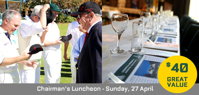 Chairman's Match and Luncheon