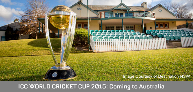 ICC World Cricket Cup 2015