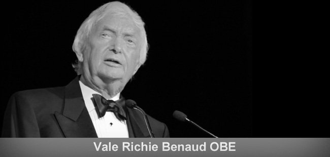 Mike Baird statement: Richie Benaud